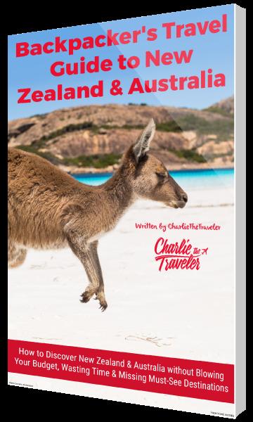 Backpacker's Travel Guide to New Zealand & Australia