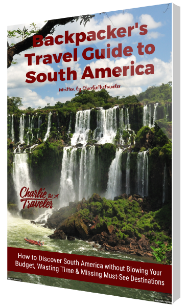 Backpacker's Travel Guide to South America