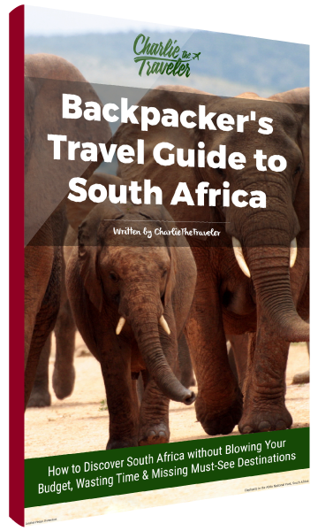 Backpacker's Travel Guide to South Africa