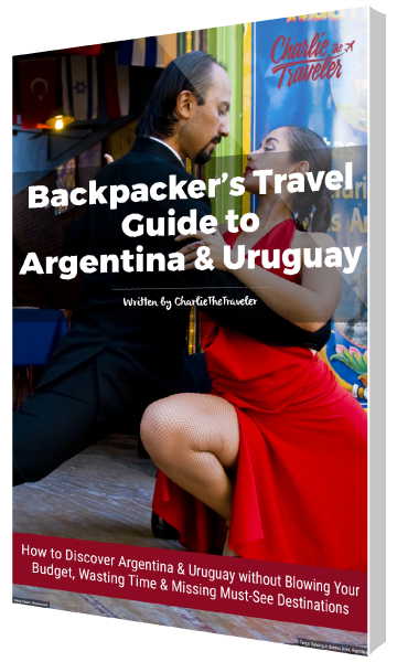 Backpacker's Travel Guide to Argentina & Uruguay