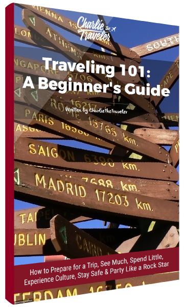 Traveling 101: A Beginner's Guide