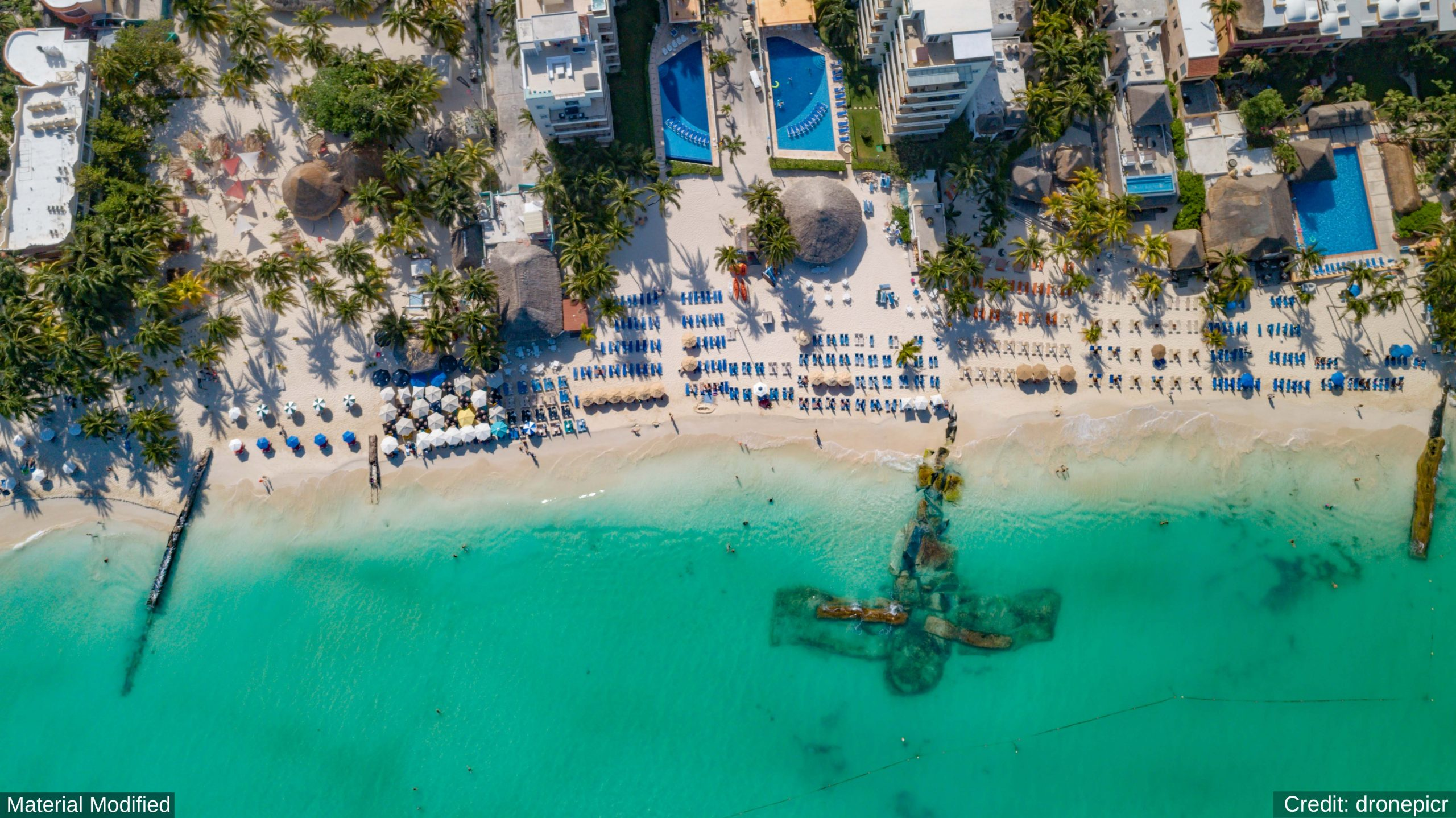 Cancun & Southern Mexico: See & Experience it ALL in 6 Days, 1st Class Traveling