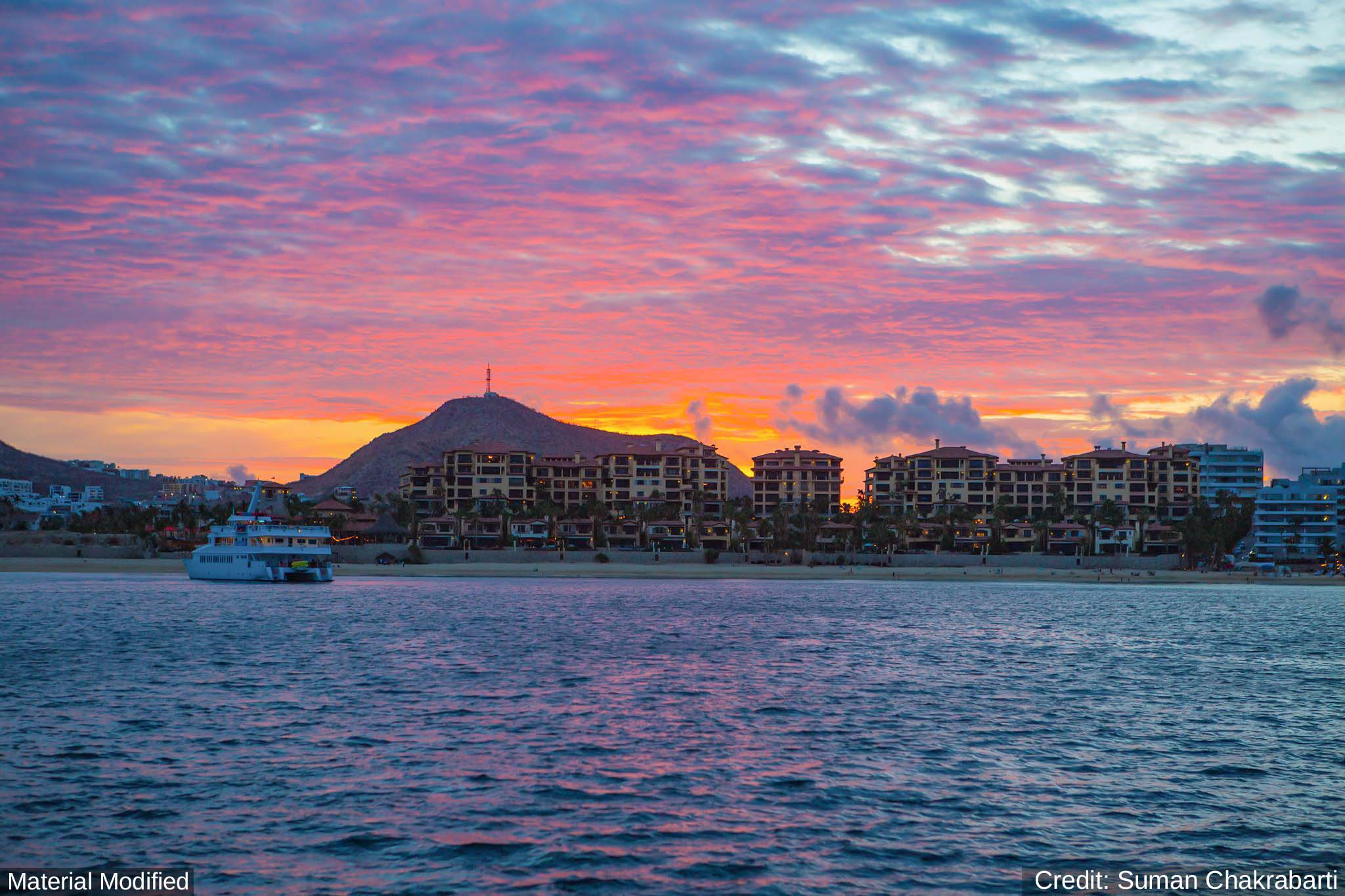 Cabo San Lucas & Southern Baja California: See & Experience it ALL in 6 Days, 1st Class Traveling