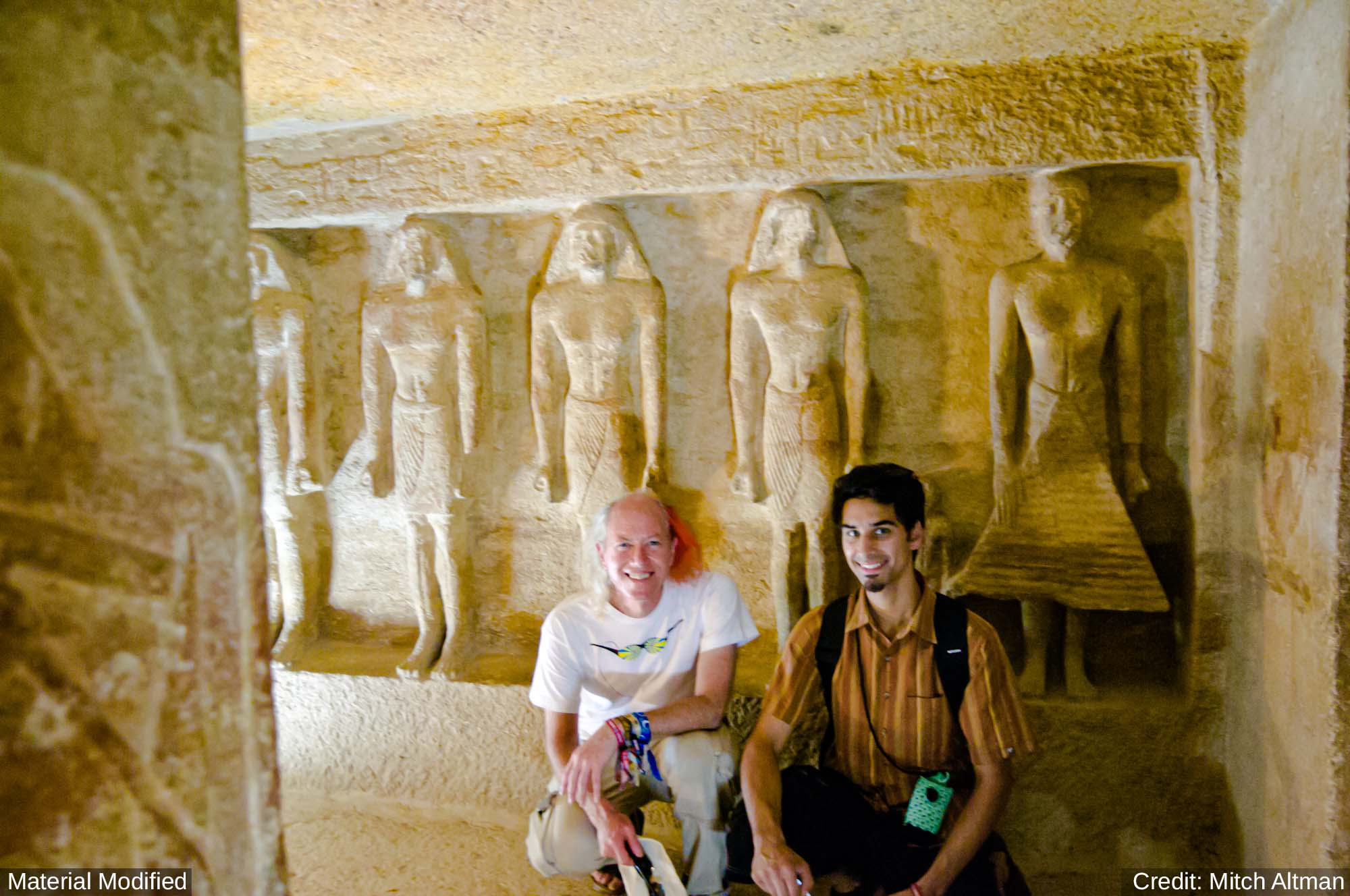 Egypt: See & Experience it ALL in 11 Days, 1st Class Traveling