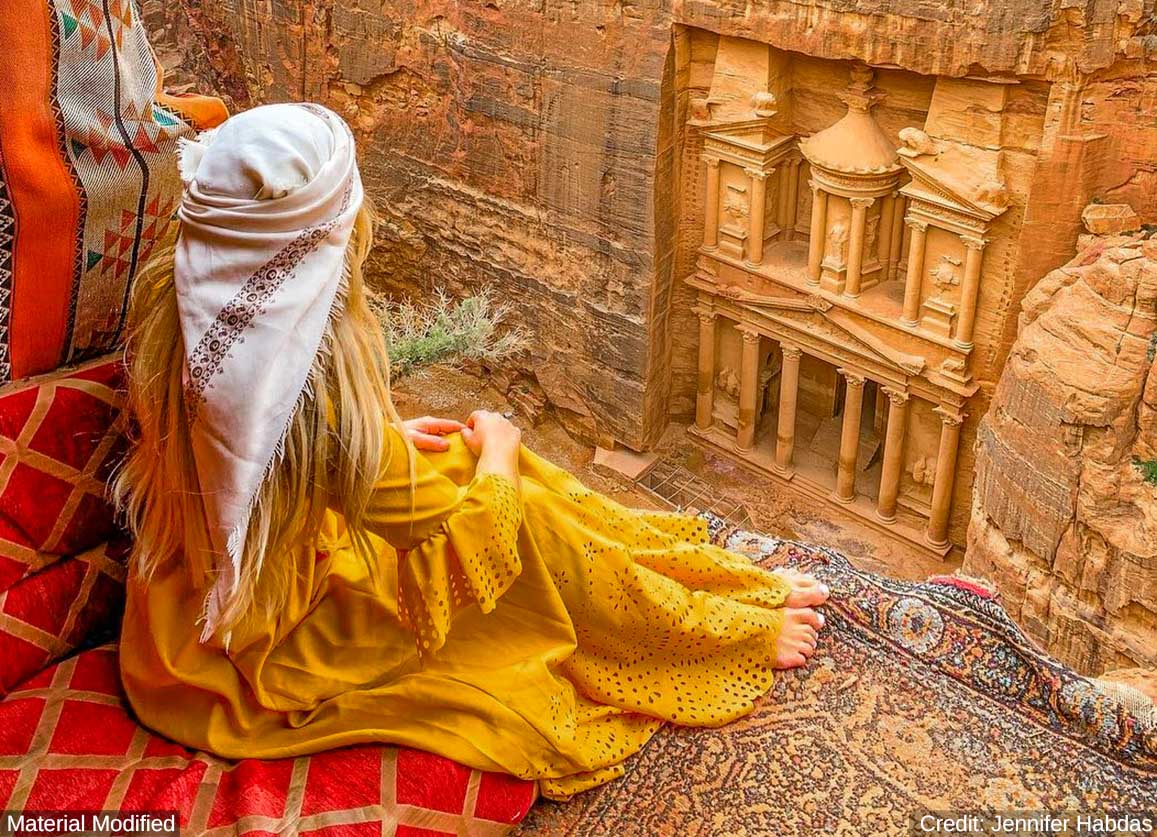 Israel & Jordan: See & Do it ALL in 10 Days, 1st Class Traveling