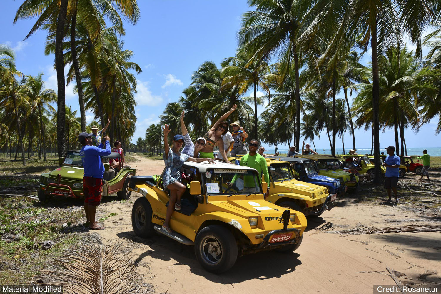 North Brazil: See & Do it ALL in 14 Days, 1st Class Traveling